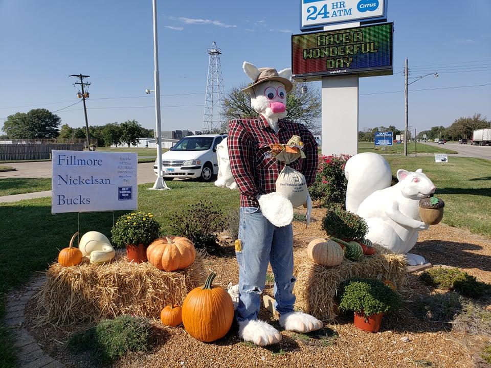 2021 Scarecrow Entry