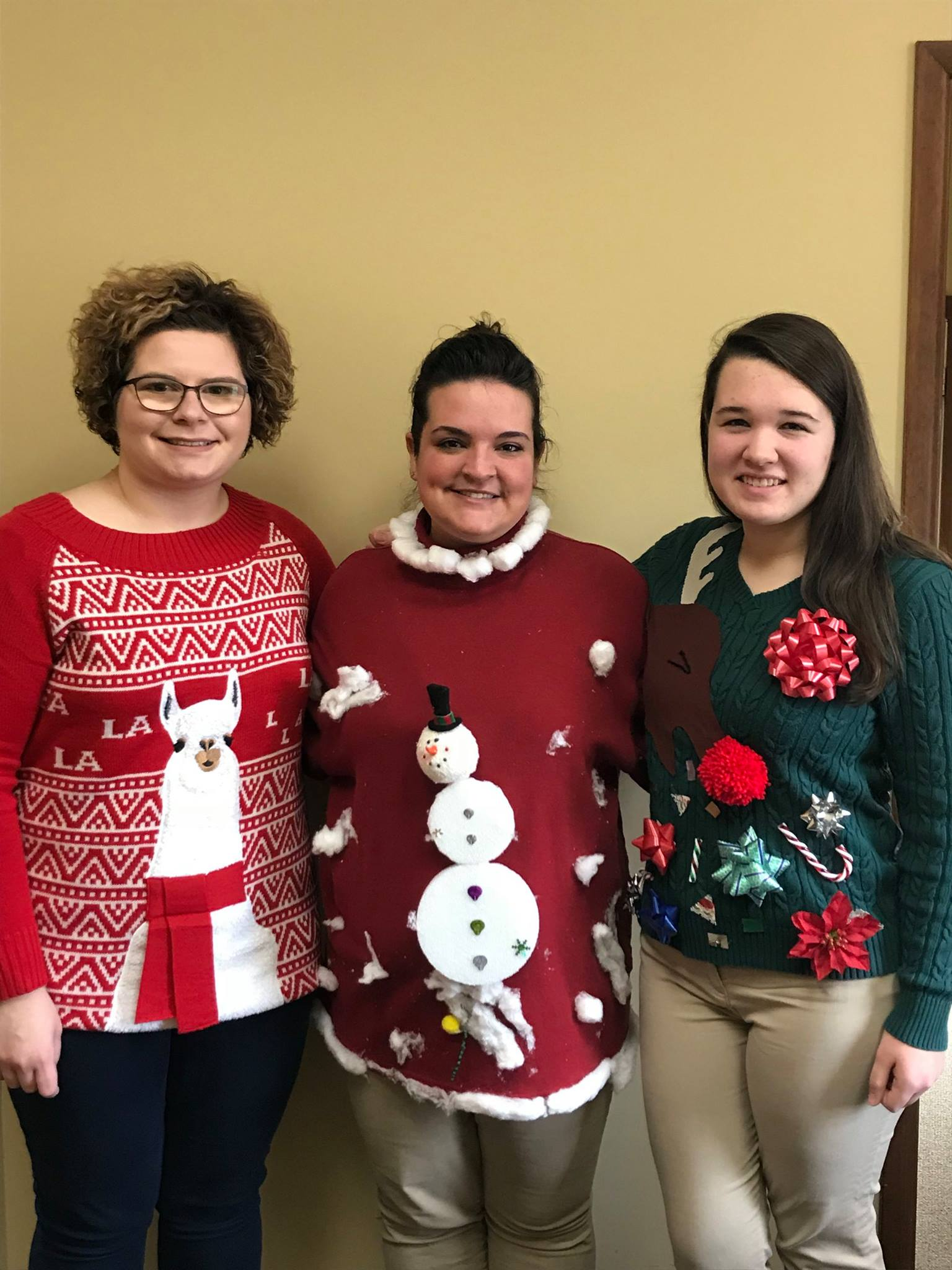 Route 130 Ugly Christmas Sweater Day 2017