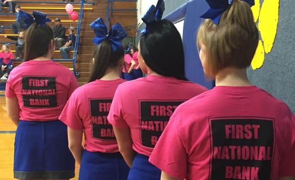 Oblong Cheerleaders Shirst