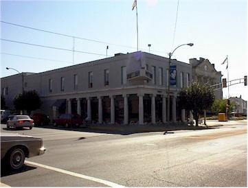 Main location building.