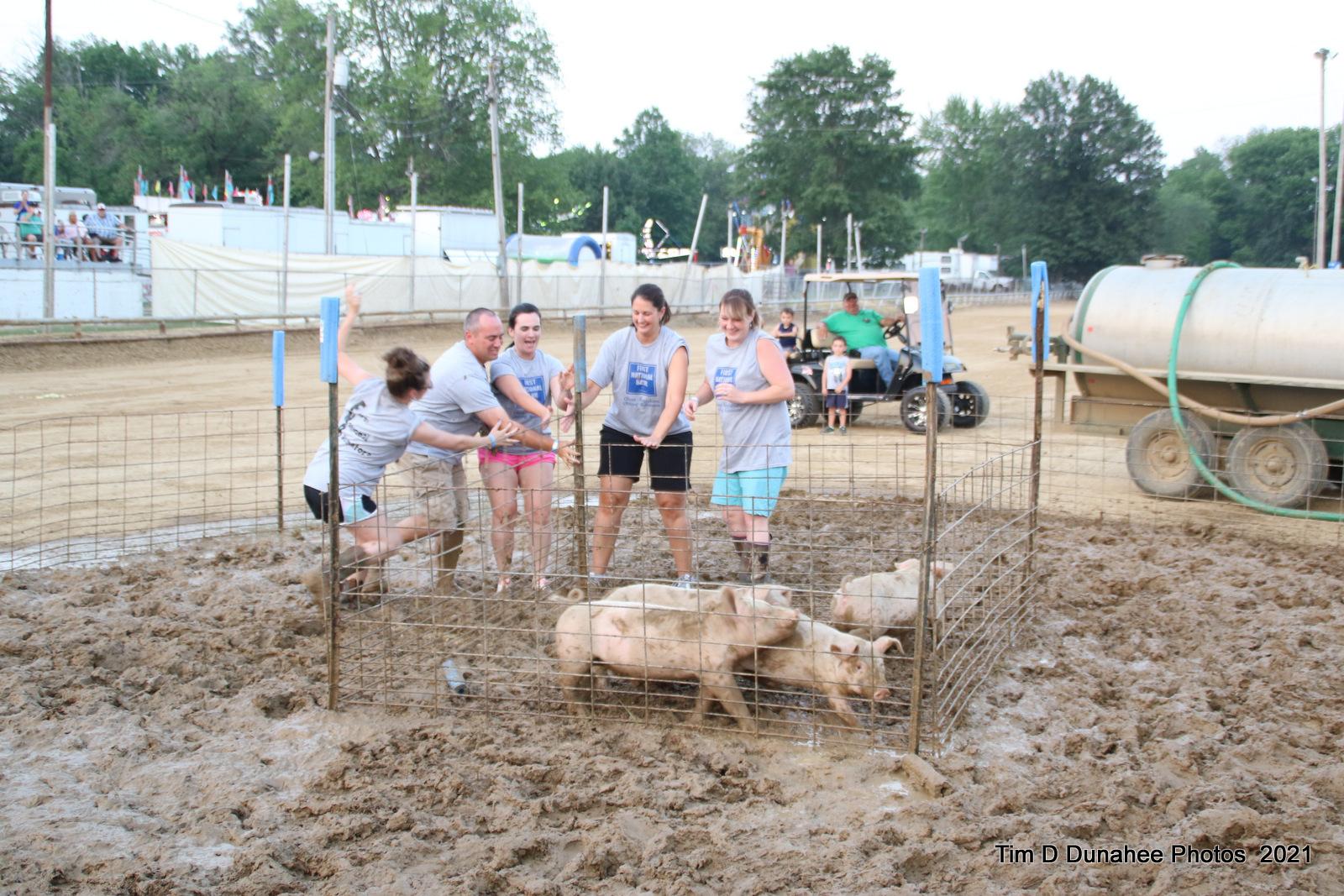 Pig Penning 2021