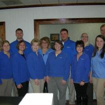 Wear Blue Day Main Bank photo