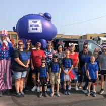 Newton Fall Festival Parade 2021