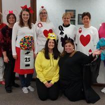 Main Bank Halloween Costumes.